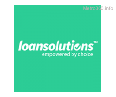 Get A Loan To Solve You Financial Problems | Loansolutions.Ph